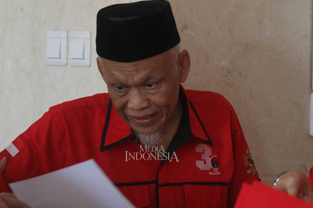 Yusuf Supendi, Pendiri PKS Nyaleg dari PDIP