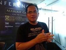 Tiket Termahal Konser Mariah Carey di Candi Borobudur Hampir Habis