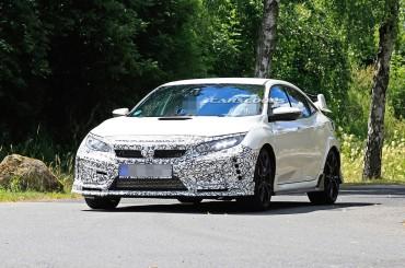 Honda Civic Type-R 'Bersolek'