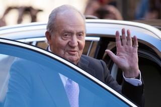 Mantan Raja Spanyol Disebut Lakukan Pencucian Uang