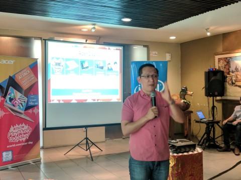 Acer Unggulkan Laptop Tipis dan Gaming di Acer Day 2018
