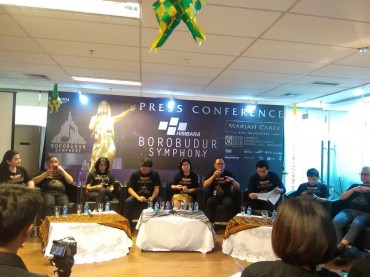 Candi Borobudur Tetap Buka untuk Umum Selama Konser Mariah Carey Berlangsung