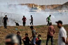 Pria Palestina Tewas dalam Bentrokan di Gaza