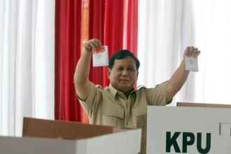 Prabowo Gandeng Ahmad Dhani jadi Caleg