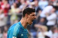 Courtois Selangkah Lagi Gabung Real Madrid
