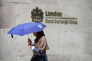 Indeks FTSE-100 Inggris Berakhir Naik 0,34%