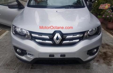 Renault Kwid, Kini Punya Kamera Mundur