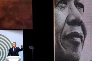 Obama Hadiri Perayaan 100 Tahun Nelson Mandela