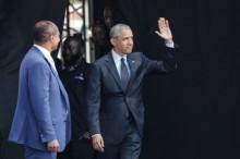 Obama Sindir Sejumlah Kebijakan Trump