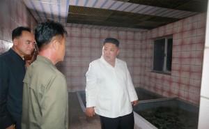 Bak Mandi Kotor, Kim Jong-un Marahi Pekerja Pabrik