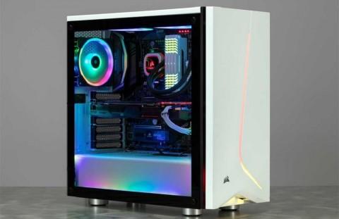 Corsair Spec-06 RGB Carbide Tampil Lebih Berwarna