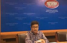 Pelestarian Badak Sumatera jadi Topik Pertemuan Menlu RI-Malaysia