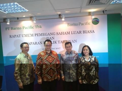 Melantai 20 Tahun, Barito Pacific Akhirnya Tebar Dividen Rp432 Miliar