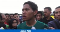 Adam Alis tak Gentar Persaingan Lini Tengah BFC