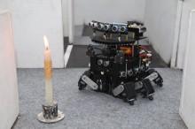 Robot Pemadam Api Mahasiswa UMM Juarai Kontes Nasional