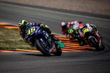 Kelir Tim Yamaha MotoGP Akankah jadi Hitam?
