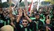 Ojek Daring Ancam Demo saat Asian Games