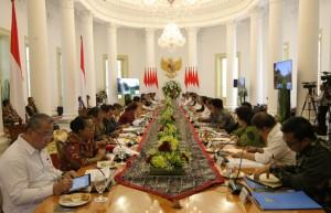 Jokowi Yakin Daya Tahan Ekonomi Indonesia Lebih Baik