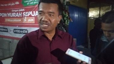 Ketua RT 12 RW 50 Pogung Dalangan, Sinduadi, Mlati, Sulistiono.