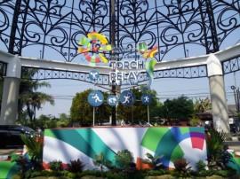 Sebanyak 1.800 Personel Polisi Kawal Pawai Obor Asian Games di Solo