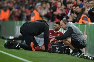Liverpool tanpa Chamberlain pada Musim 2018--2019