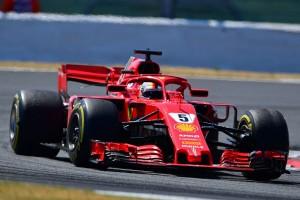 Jadwal Lengkap F1GP Jerman 2018: Keuntungan buat Vettel