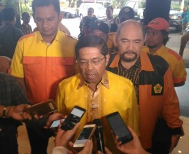 Idrus Marham Questioned as Witness in Riau-1 Project Graft Case
