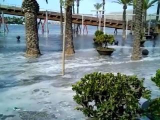 'Mini Tsunami' Hantam Wilayah Pantai Spanyol