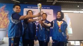 Cerita Atlet Difabel Pembawa Obor Asian Games 2018 di Yogyakarta