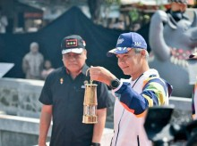Ganjar: Indonesia Sanggup Bicara di Pentas Olahraga Dunia