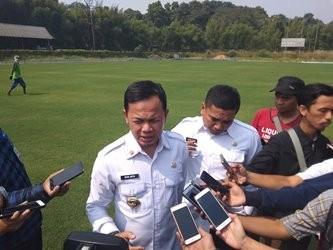 Wali Kota Bogor Bima Arya Sugiarto. (Foto: Rizky D)