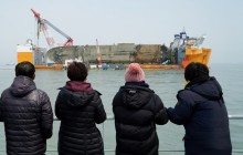 Kompensasi Ditetapkan bagi Keluarga Korban Tragedi Kapal Sewol
