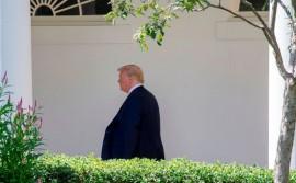 Trump: Agen Rahasia yang Wafat adalah 'Pahlawan Elit'