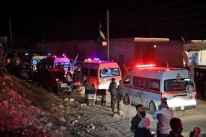 Ribuan Orang Berhasil Diungsikan dari Dua Kota Suriah
