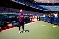 Saran Neymar buat Arthur Melo Mantap Menuju Barca