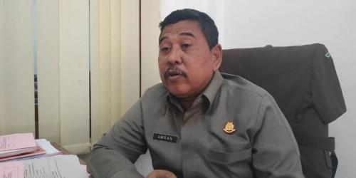Kepala Kejari Kota Malang, Amran Lakoni. Medcom.id/Daviq