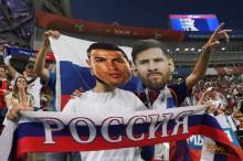 Cara Unik Cassano 'Mengadu' Messi dengan Ronaldo