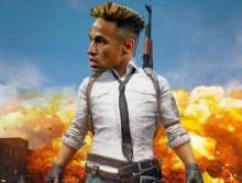 Neymar Juga Penggila PUBG?