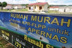 Rumah murah 'selamatkan' bisnis properti