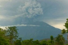 Situasi Gunung Agung  tak Ganggu Pertemuan IMF-Bank Dunia