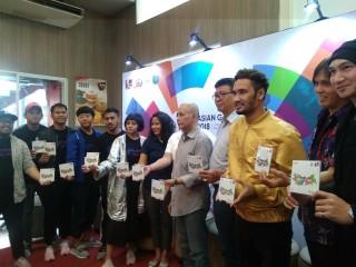 Album Kompilasi Sambut Asian Games 2018 Dirilis