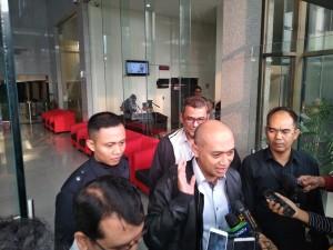Bos PT PJB Bungkam Usai Diperiksa Suap PLTU Riau-1