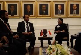 Papua Nugini Tegaskan Akui Kedaulatan RI di Bumi Cendrawasih