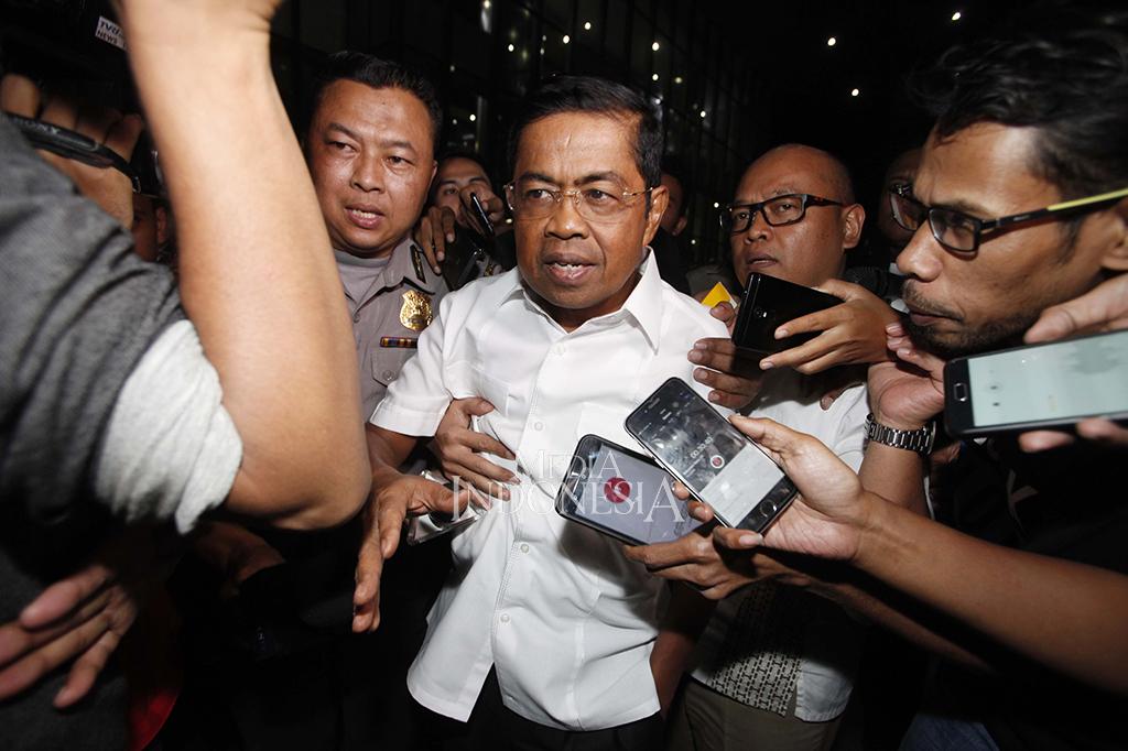 Kasus Suap PLTU Riau, KPK Periksa Idrus Marham