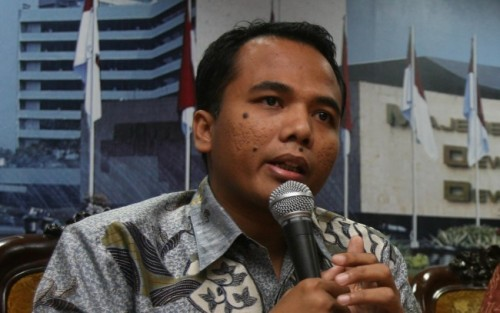 Politikus PPP Arwani Thomafi. Foto: MI/Panca Syurkani
