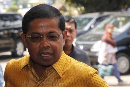 Sekjen DPP Partai Golkar Idrus Marham. Foto: MI/Rommy Pujianto