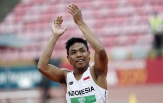 PASI Siapkan Program Jangka Panjang untuk Zohri usai Asian Games