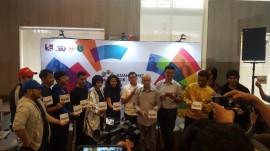 Bakar Semangat Atlet Lewat Album Energy of Asia
