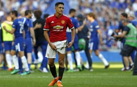 Gara-gara Visa, Sanchez tidak Bisa Gabung Skuat United untuk Tur Pramusim