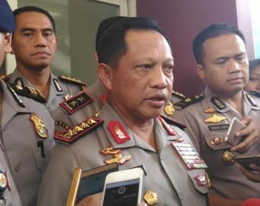 Polisi Antisipasi Acaman Terorisme di Asian Games